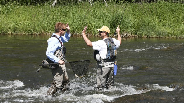 Full day fly fishing utah pro fly fishing for Fly fishing utah