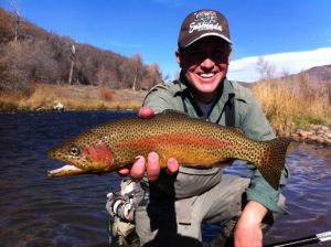 Park City Fly Fishing in June