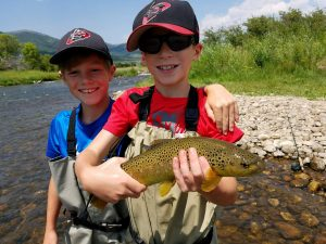 Information for Park City Fly Fishing Guides