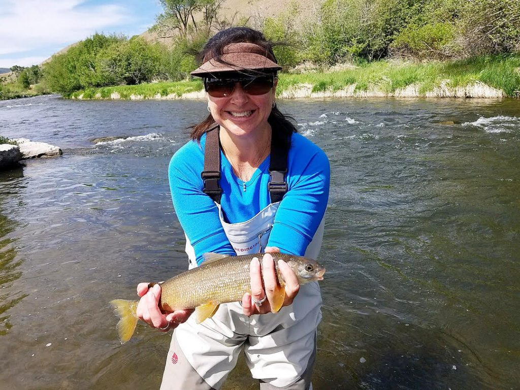 Fly Fishing near Sundance