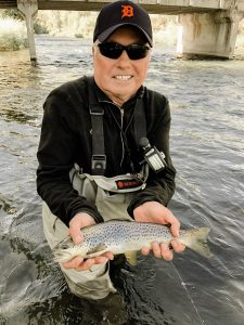 Fall Fly Fishing in Park City