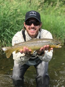 Middle Provo River Fly Fishing Report