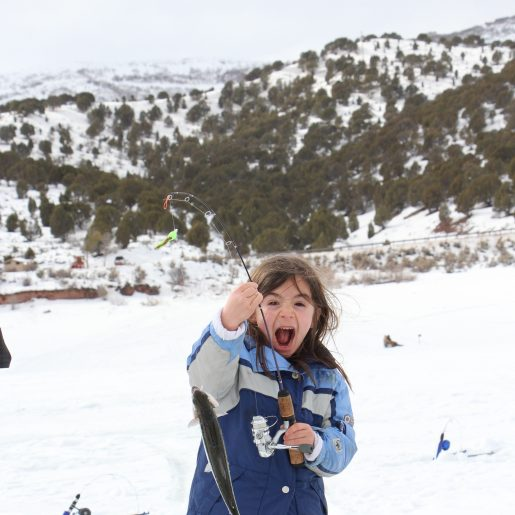 Ice Fishing in Utah